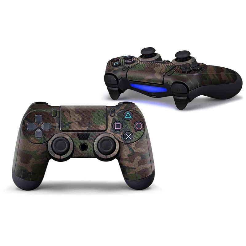 簡単スティックアクセサリーコントローラスキン保護ステッカー PS4 ためジョイスティックステッカー保護カバーソニーの PS4 コントローラプロ