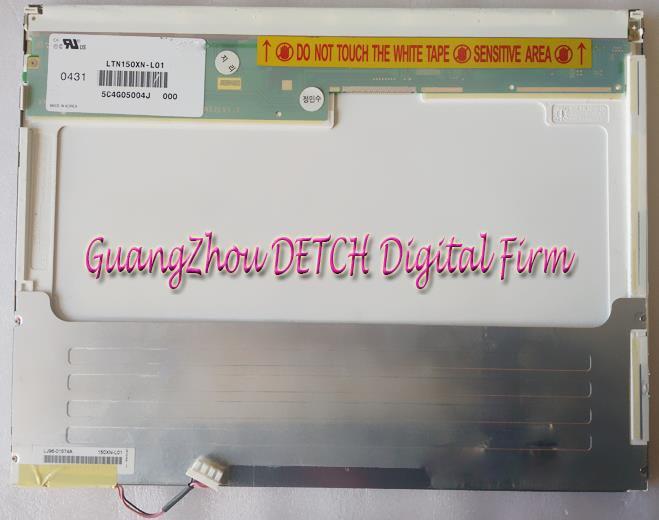 Industrial display LCD screen LTN150XN-L01 industrial LCD screen 15-inch цена и фото