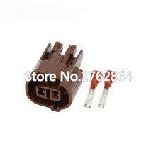 10 PCS Car waterproof connector plug 2Pin DJ7025-2-21  temperature sensor automotive connectors