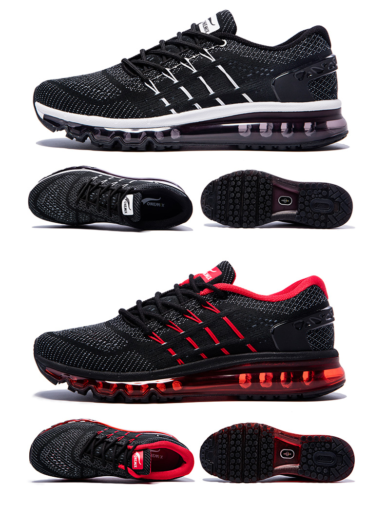 17 Air Cushion Running Shoes Breathable Massage Sneakers Man Jogging Sport Sneakers for Outdoor Walking Shoe Run Comfortable 15