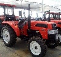 50 hp 4 Drive большой сельхозтехника фермы Рабочая машина большой Четырехколесный трактор
