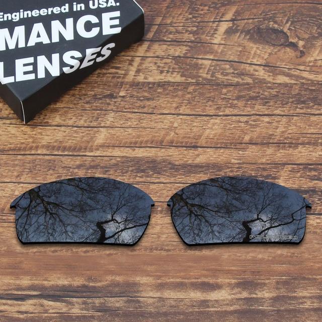 d852afcc6c ToughAsNails Resist Seawater Corrosion Polarized Replacement Lenses for  Oakley Bottlecap Sunglasses Black Color (Lens Only