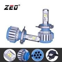 H7 LED 12V H11 H8 H9 9005 Car Headlight Kit 35W 6000LM Auto Front Bulb DRL
