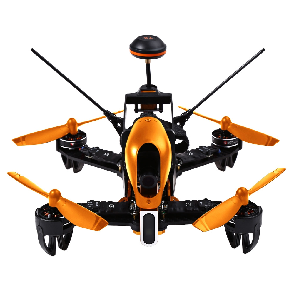 Original New Walkera F210 - 3D 5.8G FPV 700TVL HD Camera 7 Channel 2.4G 5.8G FPV Radio Control Quadcopter with Upgraded OSD Trim
