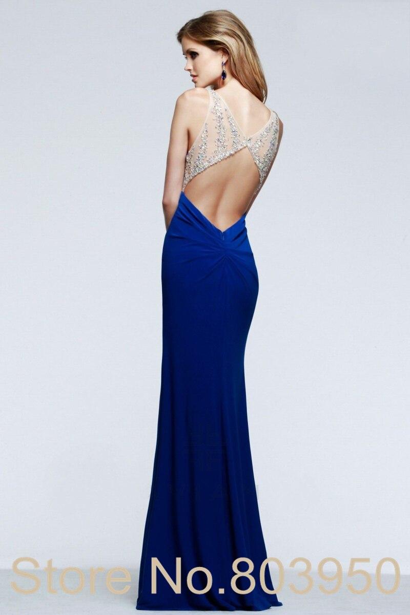 Vestidos de fiestas largos elegantes 2015