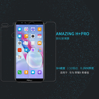 Honor 9 Lite Glass Screen Protector Film NILLKIN Amazing H PRO 2 5D Tempered Glass Protective