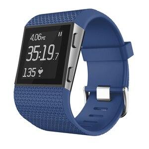 Image 3 - Умные аксессуары для Fitbit, сменный спортивный силиконовый браслет, ремешок для наручных часов Fitbit