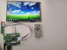 10,1 дюймов 1280*800 ЖК-экран IPS для Raspberry Pi монитор TFT EJ101IA-01G HD ЖК-дисплей пульт дистанционного управления плата драйвера HDMI 2AV VGA для R