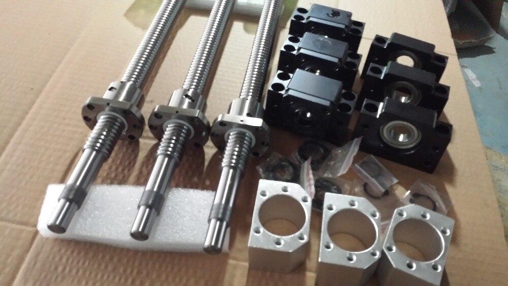 upgrade SFU2005 ball screw set to SFU2505 mmupgrade SFU2005 ball screw set to SFU2505 mm