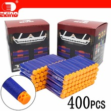 Waffle Darts Accurate 400pcs 7.2cm Refill for Nerf Series Blasters Kid Toy Gun outdoor cs game