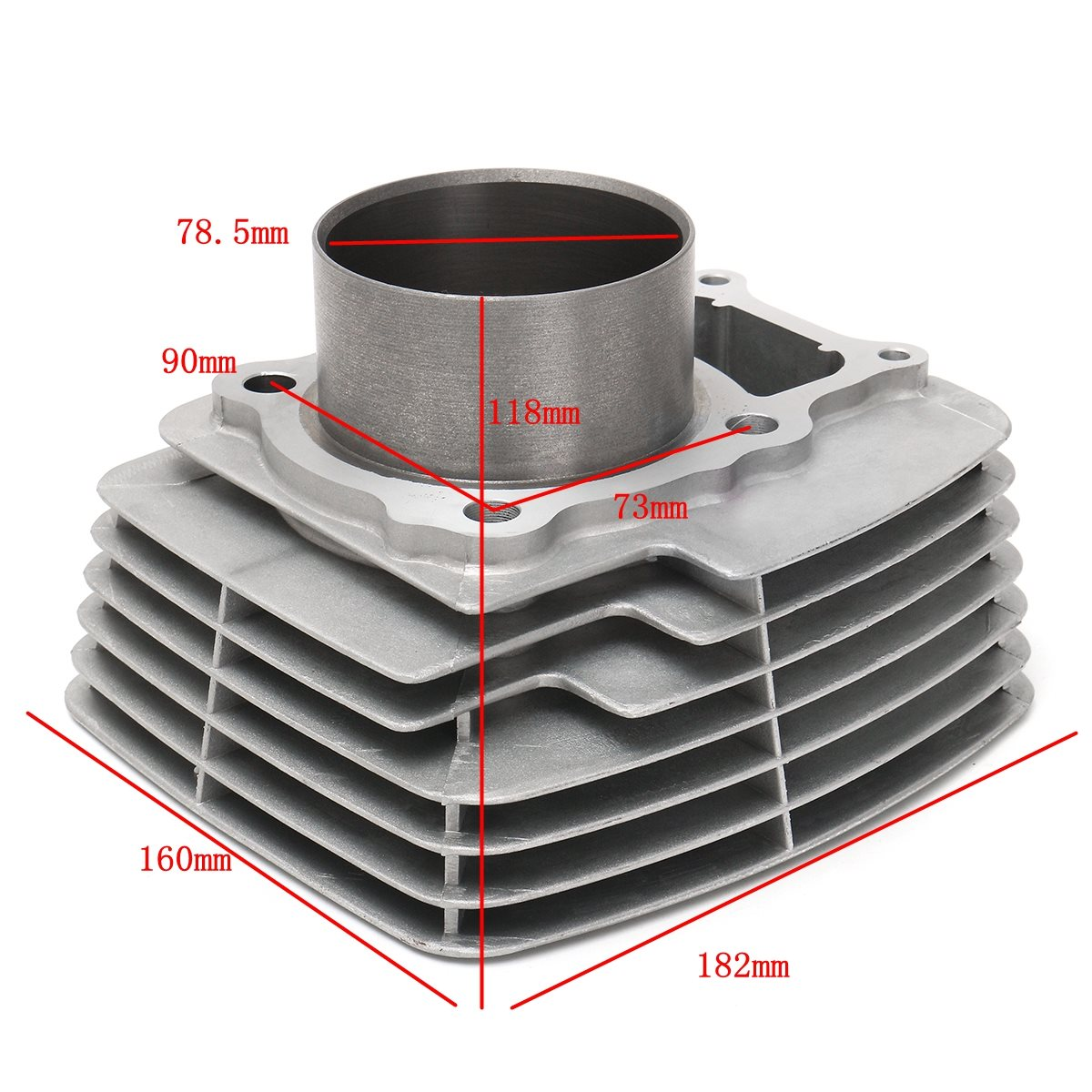 ATV Cylinder Piston For Spark Plug Oil Fuel Filter For Honda Rancher/TRX  TRX350/TRX 350-in Air Filters & Systems from Automobiles & Motorcycles on  ...