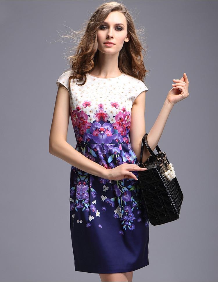 New Fashion Summer Dress European 2018 New Women's ...