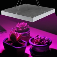 (FromDE) Durable 45W 225 LED Plant Growing Light Portable Growth Lamp Full Spectrum Growing Light Greenhouse Accessories EU Plug