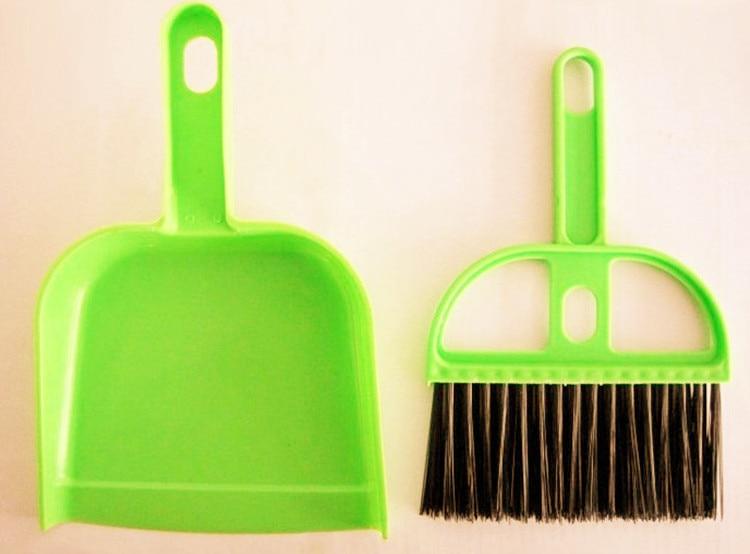 Verkauf Desktop Clean Sweep Tastatur kleinen Besen Kehrschaufel für - Haushaltswaren - Foto 1