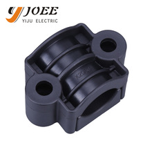 Кабельный зажим высокого давления обруч фиксированное сиденье материал нейлон не поддерживающий горение провод с завода изготовителя K20-36 кабельный зажим