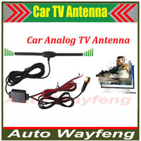 Автомобиль dvb t ISDB T Телевизионные антенны Автомобильный цифровой Телевизионные антенны Антенна с Усилители домашние Booster SMA разъем 5 м Беспл
