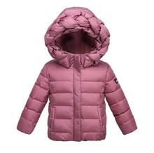 Новый Бренд 2016 Зимняя Куртка