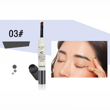Novo Natural Eyebrow Cream Brown Black Fashion Makeup Cream Waterproof and sweat