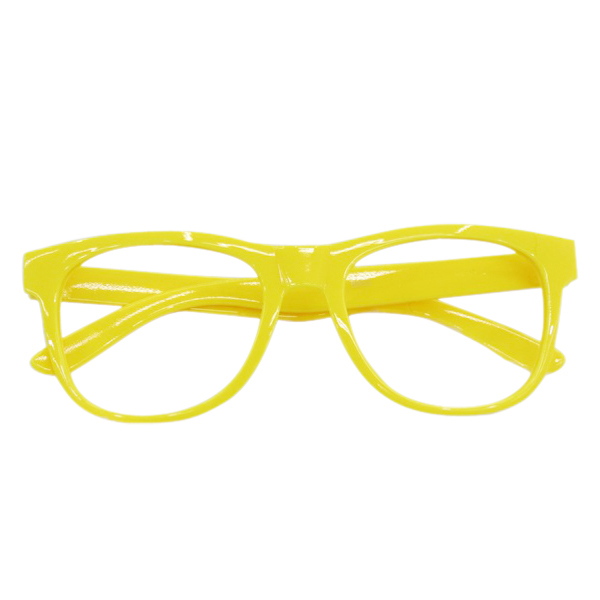 Terbaru Bergaya Laki-laki Perempuan Anak Anak Partai Aksesoris Kacamata  Bingkai Ada Lensa-kuning 32a7d01cd3