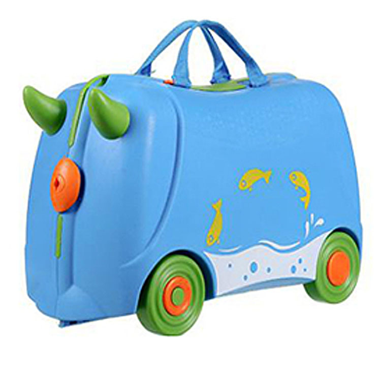Child Rolling Suitcase | Luggage And Suitcases