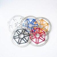 Taiwan LEGION Mountain Bike MTB Float Floating Disc Brake Rotor Cycling Bicycle Rotors 140/ 160/180mm/203MM