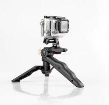 3 в 1 Gopro аксессуары Gopro стабилизатор портативная раскладной мини камера штатив монопод стенды для Hero3 + / 3 / 2 / 1