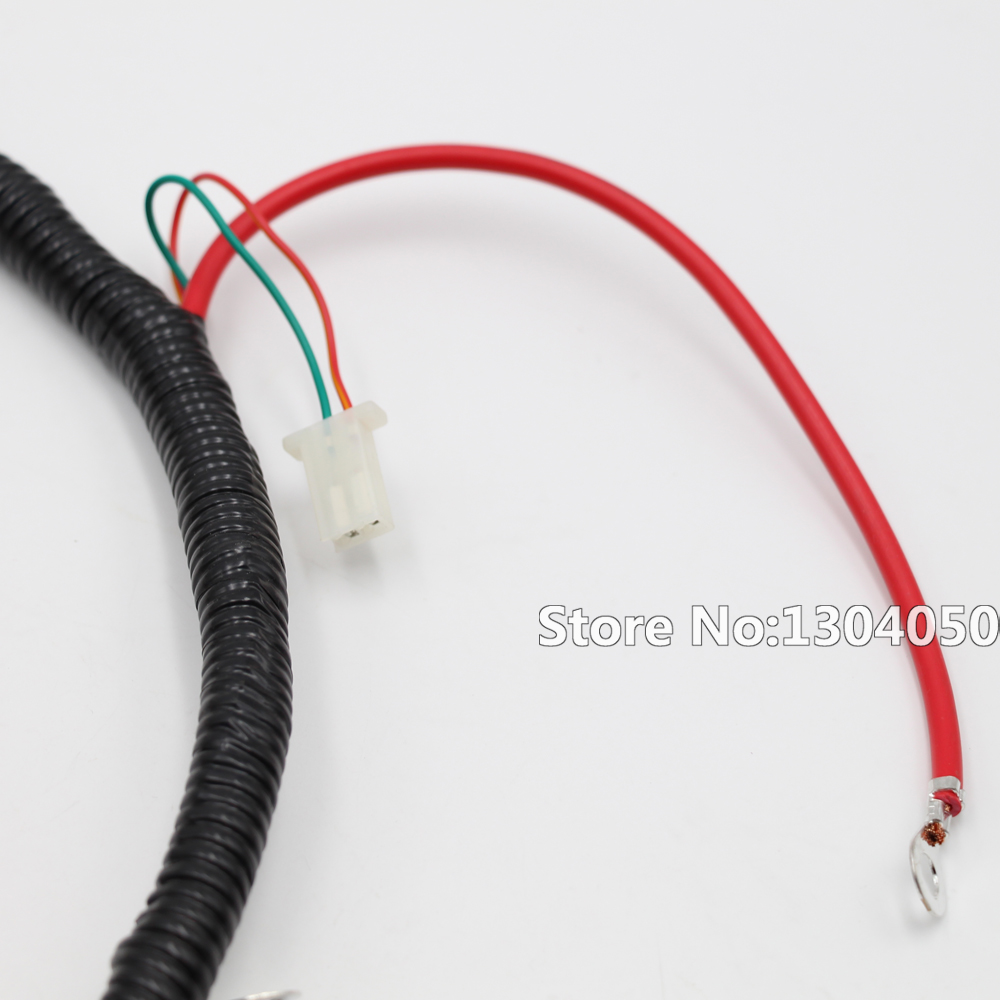 hight resolution of quad wiring harness 150cc 200cc 250cc 300cc chinese electric start loncin zongshen ducar lifan in motorbike ingition from automobiles motorcycles on