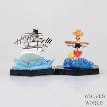 once Piece  caliente 39 cm  Six Ace's Memories Q version PVC figura modelo juguetes  batalla Ver figuras Dropshipping.
