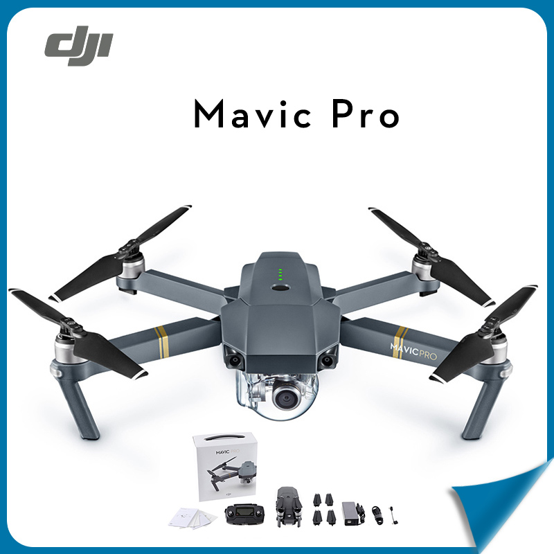 DJI Mavic Pro font b Drone b font with 4K HD Camera 3 Axis Gimbal Stabilized