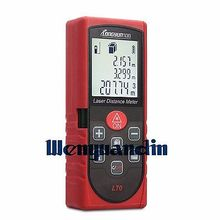 Promo offer High Precision Handheld Laser Rangefinder Ultrasonic Range Distance Meter Range 60M Instrument
