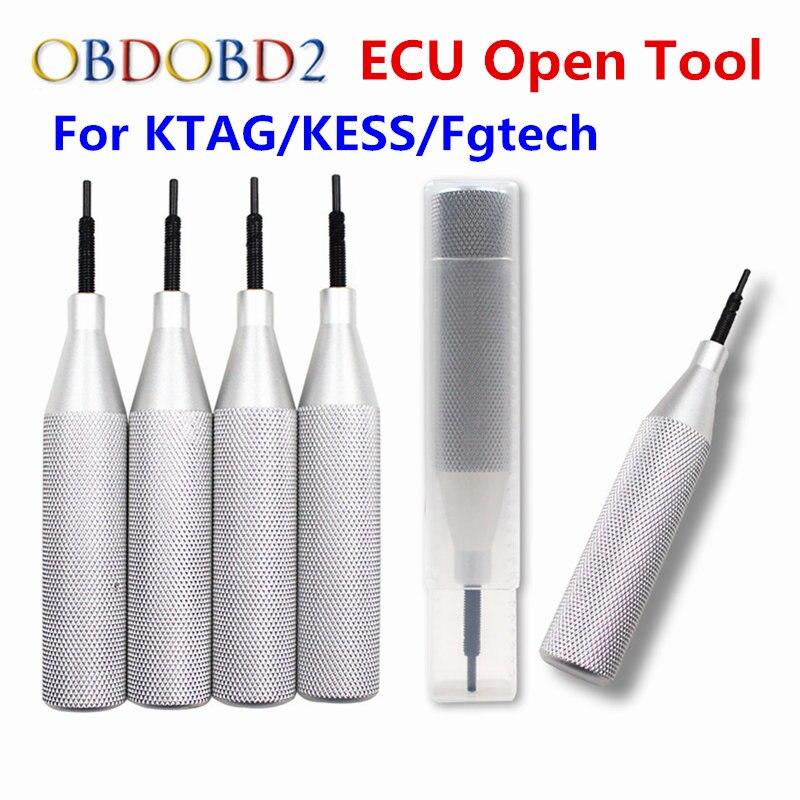 ECU крышка открытого инструмента для K-TAG 7,020 KESS 5,017 Fgtech Galletto V54 ECU открывающейся крышкой инструмент для K-TAG V7.020 KESS V5.017