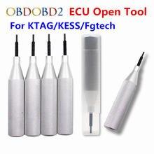 Ferramenta aberta de cobertura do ecu para ktag 7.020 kess 5.017 fgtech galletto v54 ecu ferramenta de cobertura de abertura para k-tag v7.020 kess v5.017