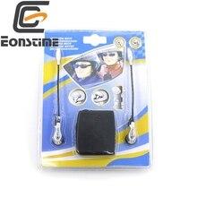Eonstime Venta Caliente 12 V Motocicleta Casco Para Intercomunicador Del Casco de Auriculares MP3 Envío de la Gota #730