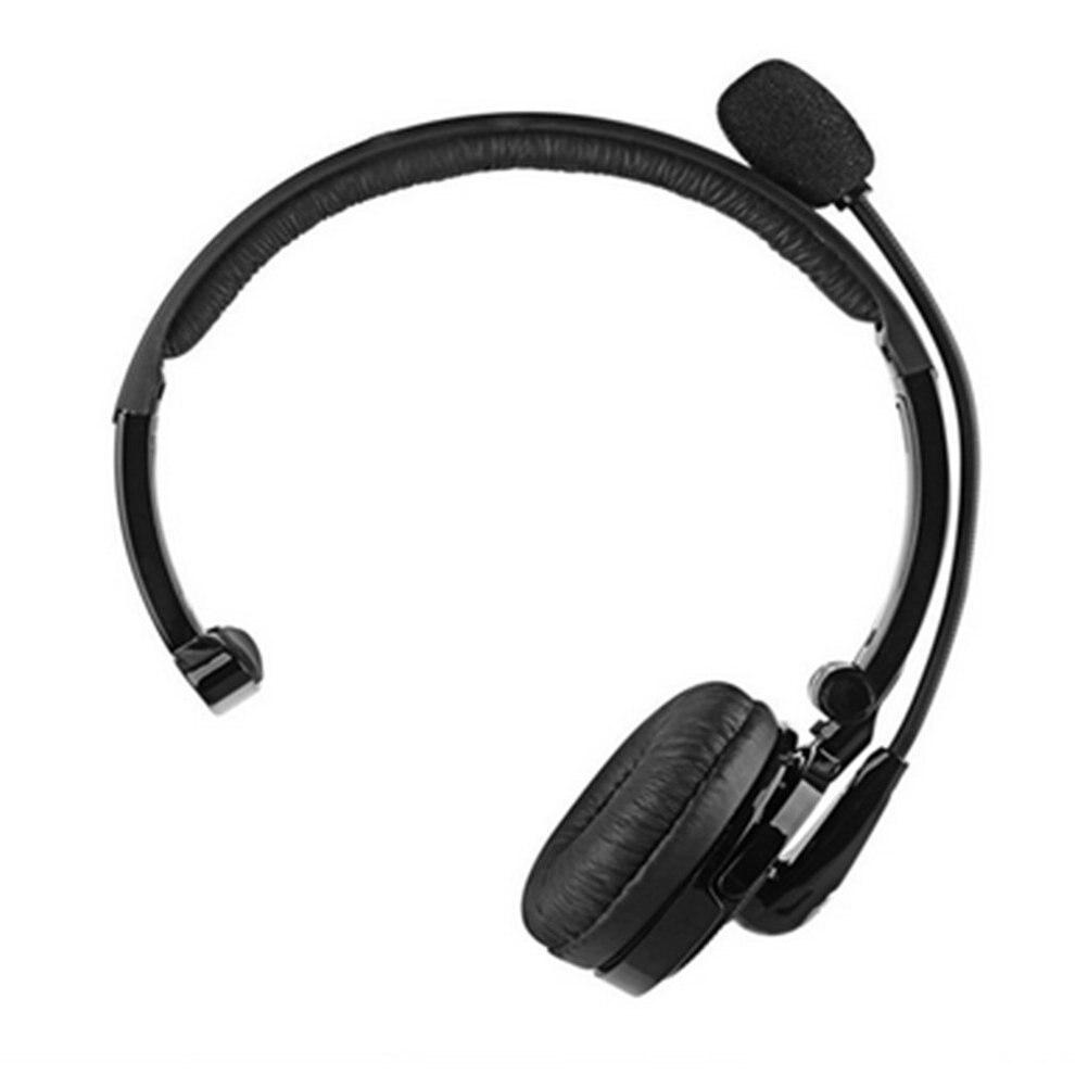 10 pièces casque Bluetooth sans fil monocanal Portable connexion multi-points pour jusqu'à deux appareils réduction du bruit