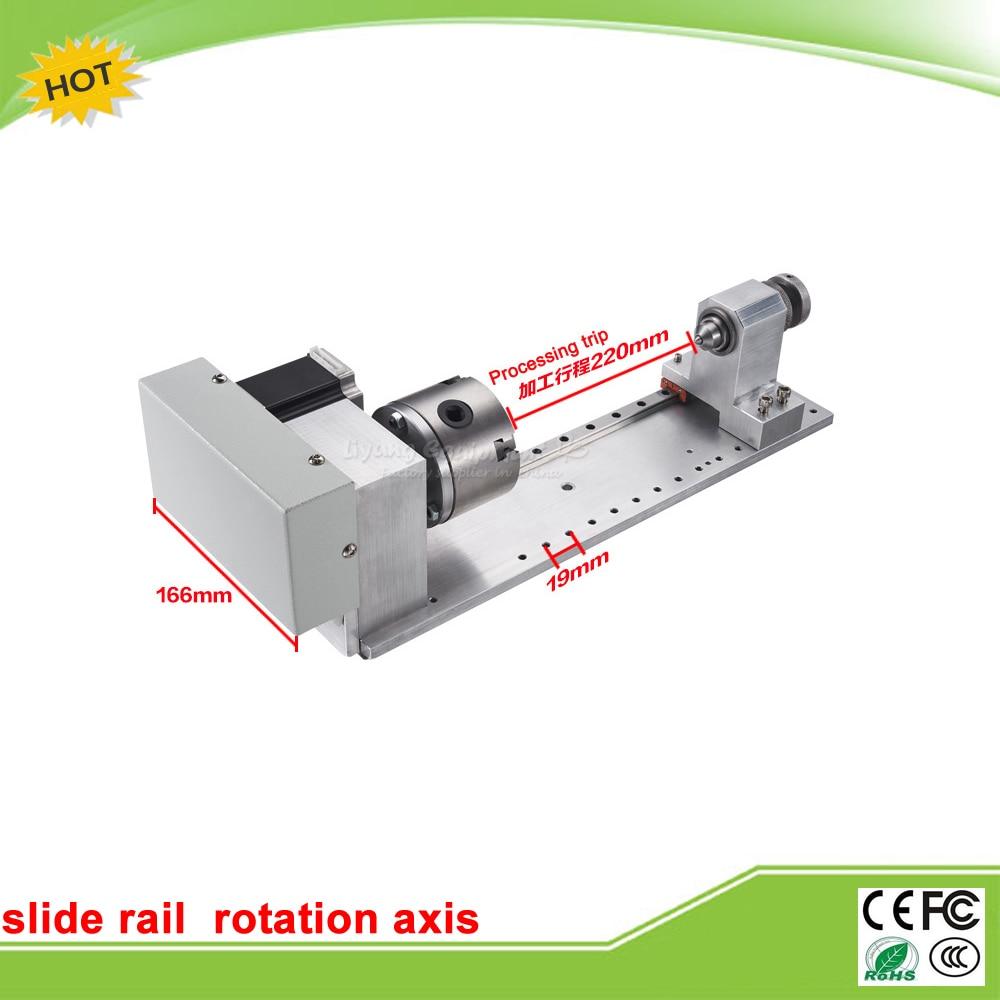 RU free duty Engraving machine slide rail 4th axis rotation axis A axis CNC dividing head CNC 3d engraving tools сколько алкоголя можно в duty free