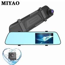 Car Dvr Camera Rearview Mirror Digital Video Recorder Auto Camcorder Dash Cam FHD 1080P 4.5