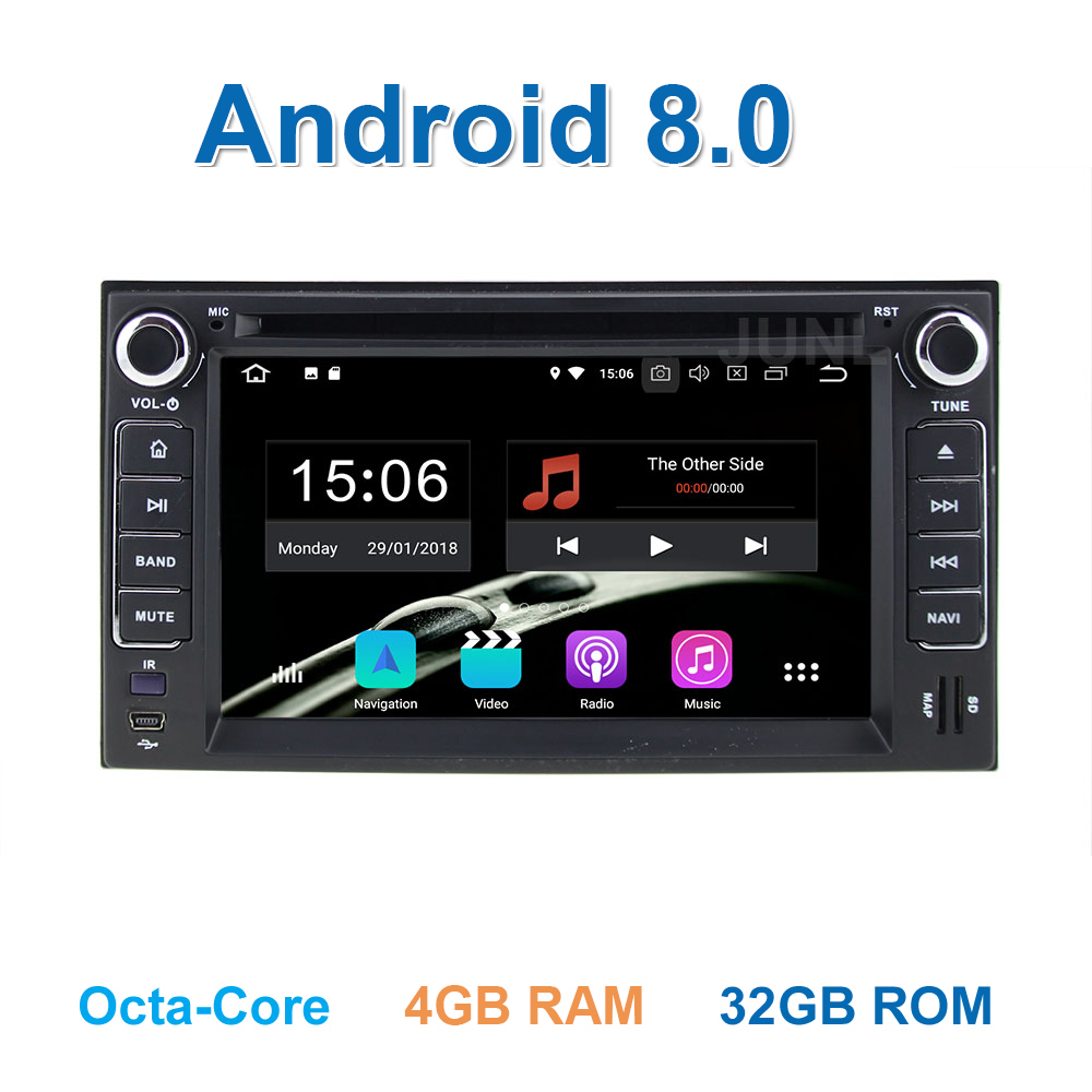 Android 8 0 font b Car b font DVD Player font b Radio b font for