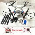 RC Syma drone quadrocopter 6-Axis X8G sin cámara y el transmisor aviones syma x8 Gran Quadcopter DEL Helicóptero de RC VS MJX X101