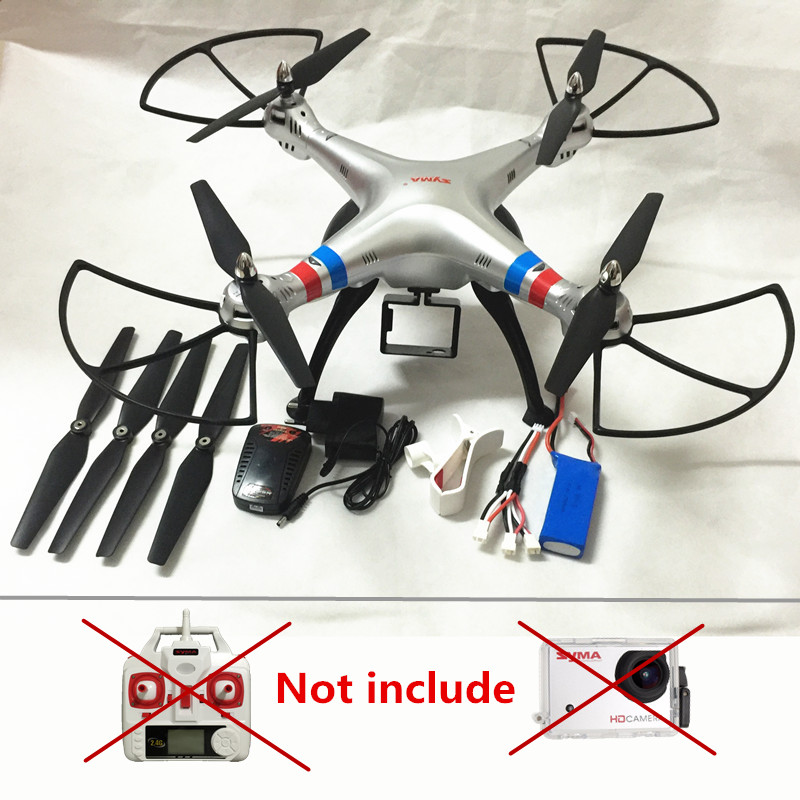 RC drone Syma X8G without camera and transmitter quadrocopter 6 Axis drones syma x8 Big Quadcopter