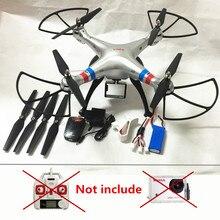 RC drone Syma X8G без камеры и передатчика квадрокоптер 6-Axis дроны сыма x8 Большой Quadcopter Вертолет VS MJX X101