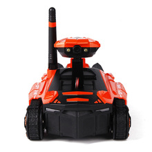 ATTOP YD-211 Global Drone Smart RC Tank Wifi FPV Camera App Control Voiture Tank Mini APP Remote control Tank Toy Controlled Car