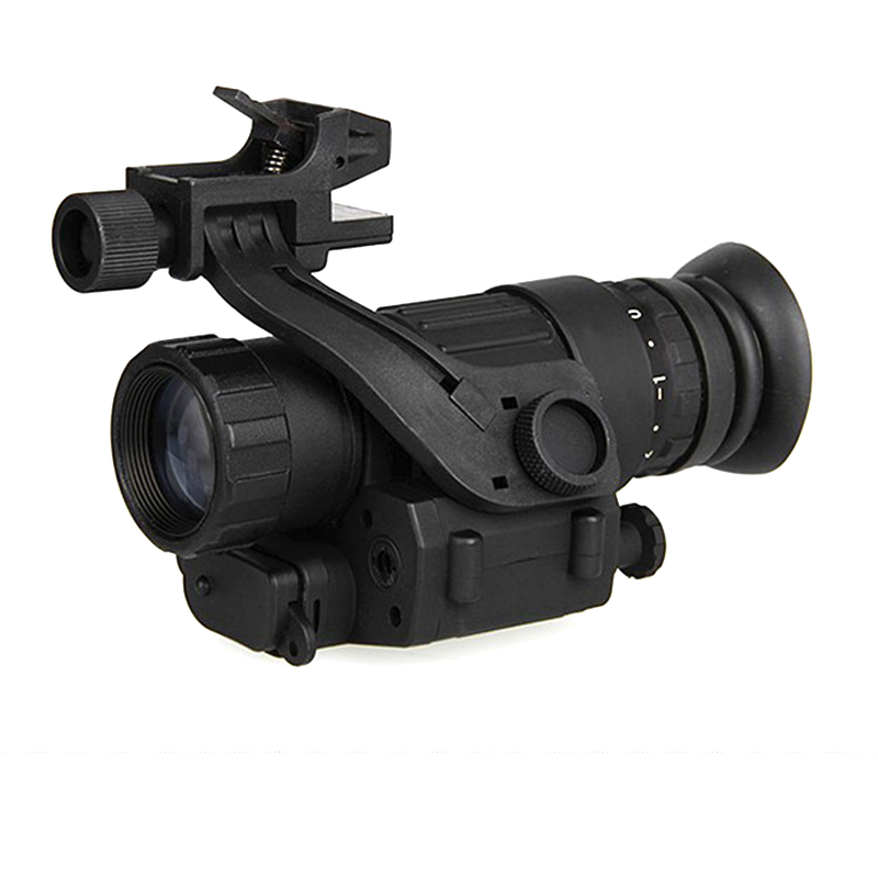 capacete pvs14 pulsar gs1x20 para caça rifle avistamento escopo