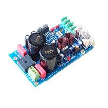 AC dual15V ~ dual 22V 30W * 2 GC version LM4766 dual channel HIFI verstärker board KIT Super LM1875 verstärker bord