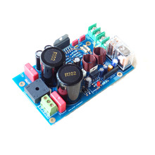 AC dual15V ~ çift 22V 30W * 2 GC sürüm LM4766 çift kanal HIFI amplifikatör kurulu kiti süper LM1875 amplifikatör kurulu