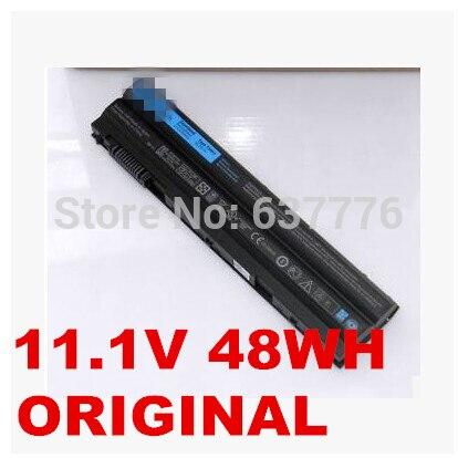 original battery For DeLL Latitude E5420 E5430 E5520 E5530 E6120 E6420 E6430 E6520 E6530 Vostro 3460 Vostro 3560 60wh 11 1v laptop battery for dell latitude e5420 e5520 e6420 e6520 t54fj laptop