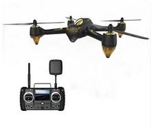 H501s hubsan x4 pro 5.8g gps fpv brushless rtf zangão Siga-me Modo Quadcopter 1080 P Câmera HD Helicóptero de Controle Remoto F19687