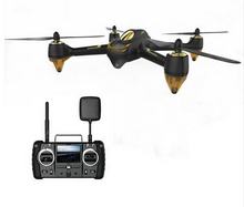 Hubsan H501S RTF X4 PRO 5.8G GPS FPV Brushless Drone Follow Me Mode Quadcopter 1080P HD Camera Remote Control Helicopter F19687