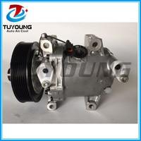 ¡Nueva oferta! compresor A/C CR14 para Nissan Navarra 92600 EB400 92600 EB40E 92600 EB40B|compressor for sale|compressor parts|compressore auto -