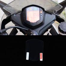 2 комплекта кластерный царапины кластерный Дисплей Защитная пленка для KTM Duke 200 для KTM Duke 390 для KTM 200 390