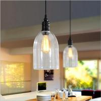 Scandinavian Nordic Designer Lamp Factory Direct Selling Minimalist Restaurant Bar Hotel American Country Retro Large Crystal
